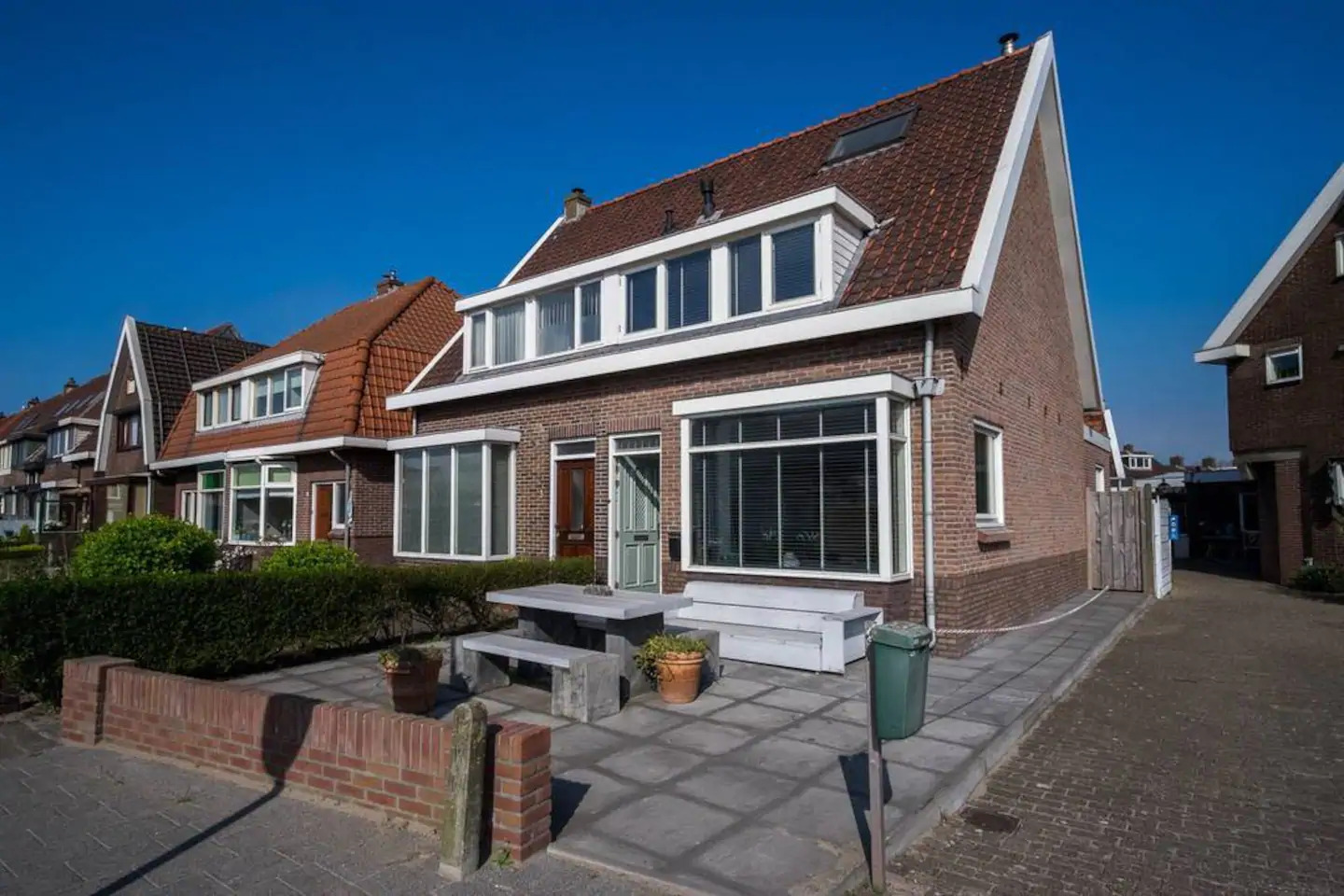 Airbnb Haus in Amsterdam