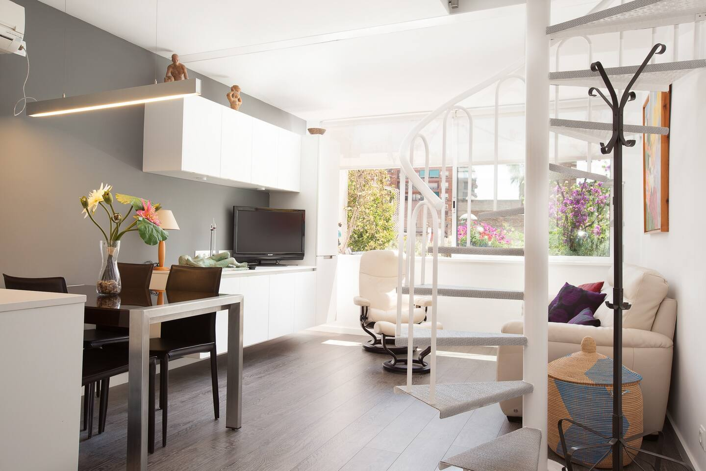 Airbnb Haus in Barcelona