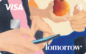 VISA Tomorrow Kreditkarte