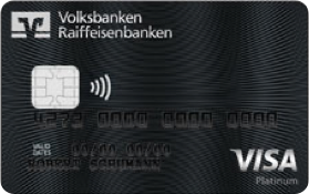 Volksbank Platinum Card, VISA