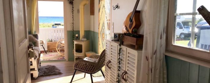 Airbnb Tiny House an der Ostsee in Waabs