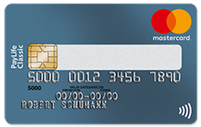 Paylife Classic Mastercard