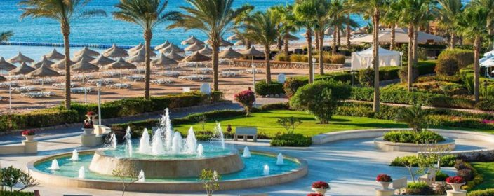 Baron Resort in Sharm el Sheikh