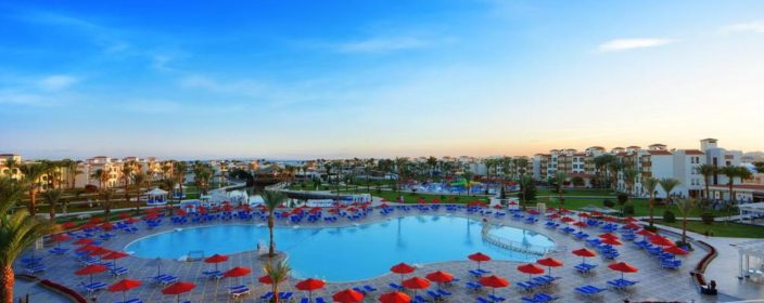 Dana Beach Resort in Hurghada