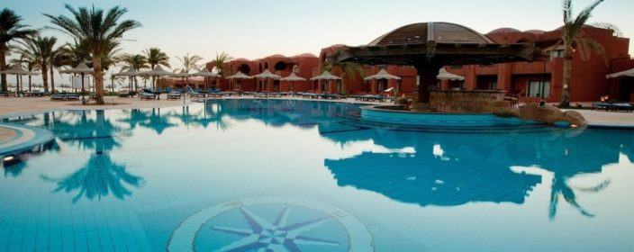 Sentido Oriental Dream Resort in Marsa Alam