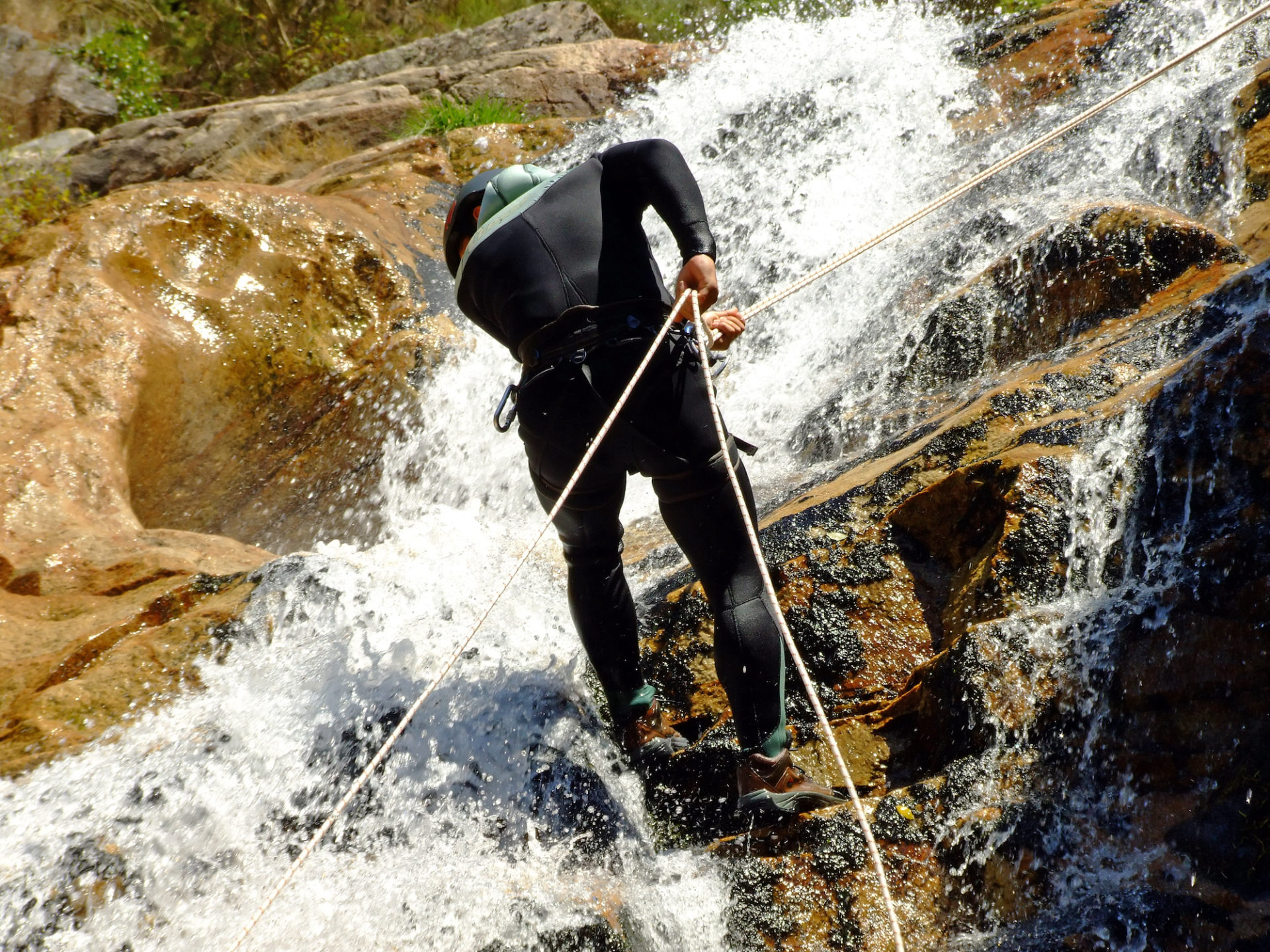 Portugal, Canyoning