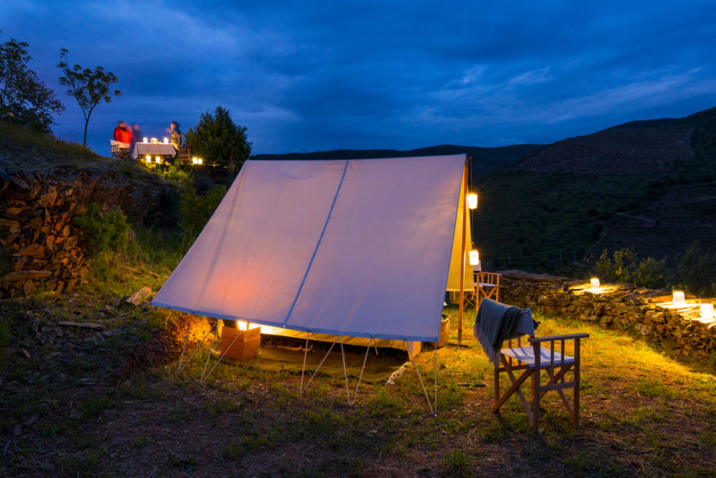Portugal, Camping, Douro-Tal