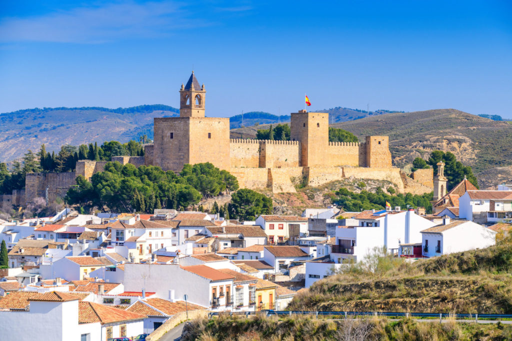 Spanien, Andalusien, Antequera